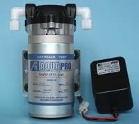 Druckerhöhungspumpe für Umkehr-Osmose-Anlagen