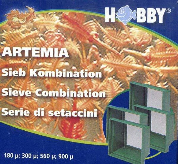 Hobby Artemia Sieb Kombination