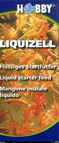 Hobby Liquizell Flüssiges Startfutter 50 ml