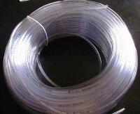 Kunststoffschlauch transparent 4/6mm