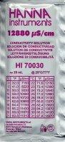 Leitfähigkeitslösung 12880 µS 20 ml Beutel