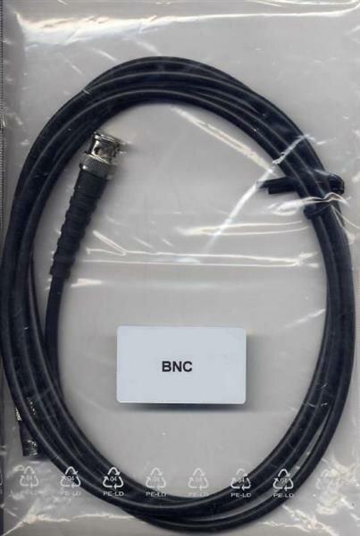 Verlängerungskabel für Elektroden mit BNC- Stecker 2m