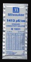 Leitfähigkeitslösung 1413µS 20 ml Beutel
