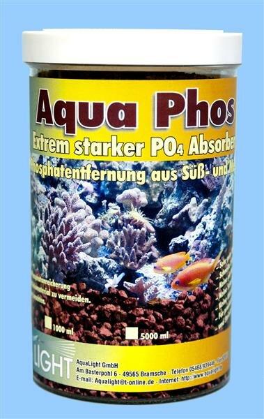 Aqua Phos - extrem starker Phosphat (PO4)  Absorber