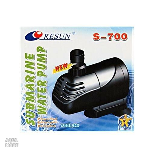 Resun Tauchpumpe S-700 10 Watt 700 L/Stunde