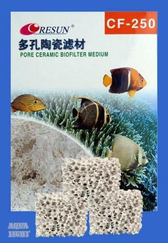 Ceramic Poren Würfel - Filtermaterial für Süß- und Meerwasser 250 Gramm Box