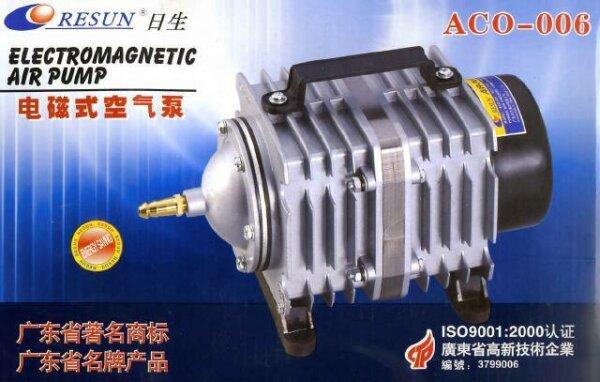 Resun Luftkompressor ACO-006 - 5280 l/h - 80 Watt
