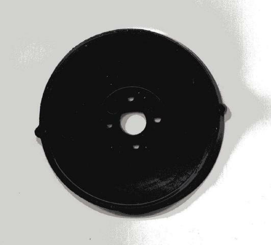 Ersatz-Gummimembran für Resun LP 40 + LP 60