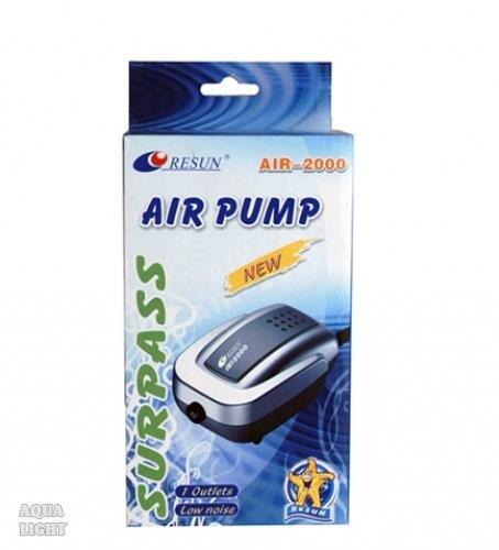 Resun-Durchlüfter AIR2000 - 140l/h / 3Watt
