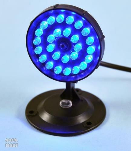 27x Mini-LED MOON - blau