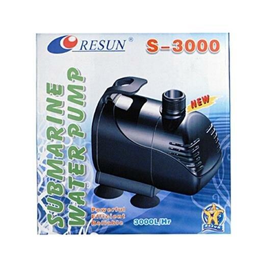 Resun Tauchpumpe S-3000l/h - 60 Watt