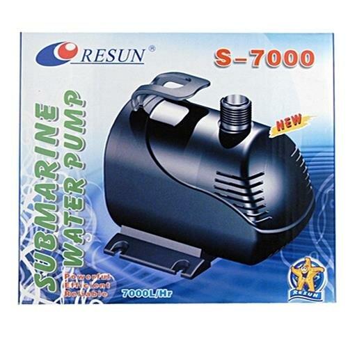 Resun Tauchpumpe S-7000l/h - 140 Watt