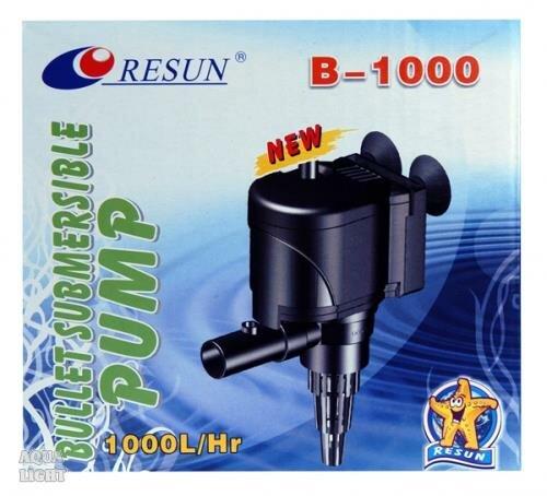 Resun Power Head B-1000 - 1000l/h - 15 Watt