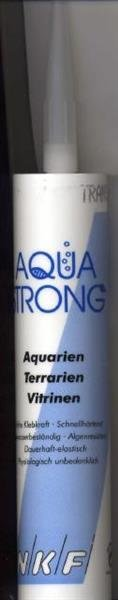 AquaLight Aquariensilikon 310 ml schwarz
