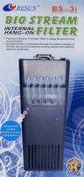 Aquarium Innenfilter BioStream BS-3i 3W 100l/h