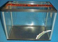 Resun Aquarium aus Plexiglas 16 Liter