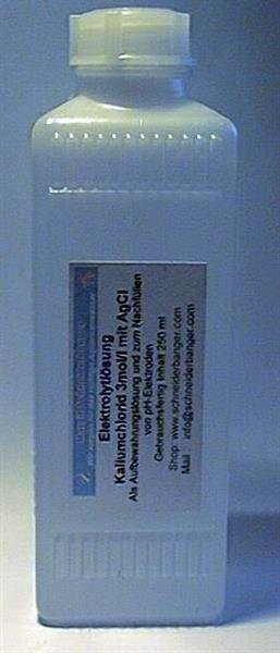 Aufbewahrungslösung 3mKCl l 250 ml