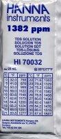TDS-Lösung 1382 ppm 20 ml Beutel