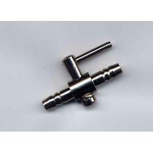 Metall Lufthahn 4/6 mm