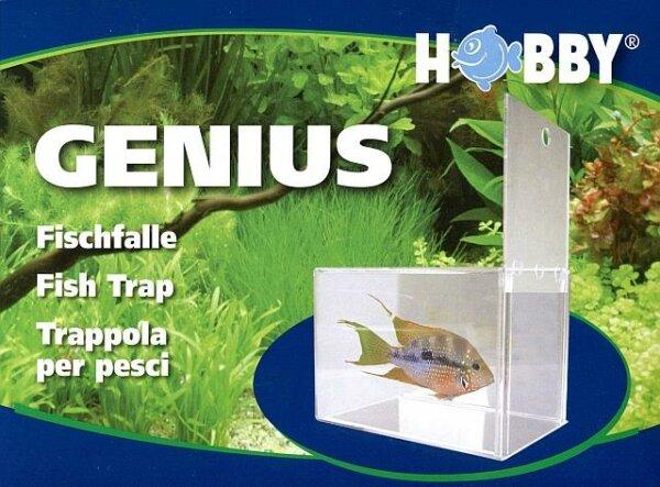 Genius Fischfalle ca. 21 x 13 x 15 cm