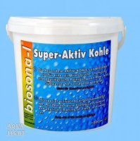 Aqua Light Super Aktiv Kohle 5 Liter