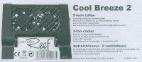 Grotech Cool Breeze 2-fach Lüfterbatterie