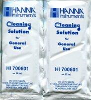 Reinigungslösung für Elektroden, Anwendung:...