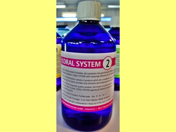 Coral System 2 - Coloring Agent 2 250 ml