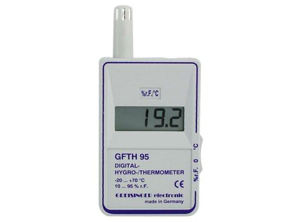 GFTH95 Luftfeuchte und Lufttemperatur Messgerät