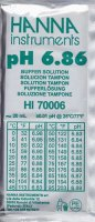 pH-Pufferlösung pH 6,86 20 ml Beutel