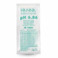 Pufferlösung pH 6,86, 25 Beutel à 20 ml