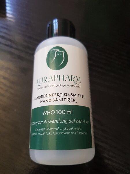 Handdesinfektion Eurapharm 500 ml